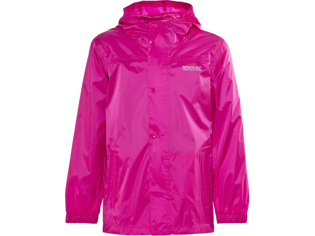 Regatta Pack-It II Veste imperméable Enfant, jem